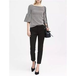 Banana republic Sloan skinny ankle pant cropped